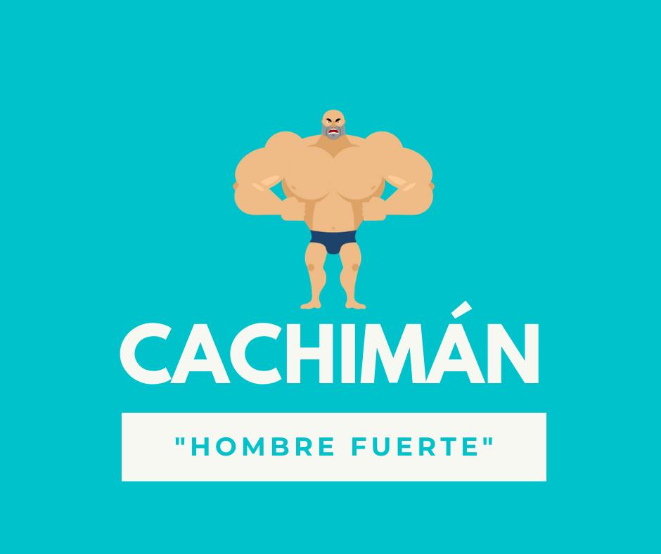 cachimán - expresiones galicia