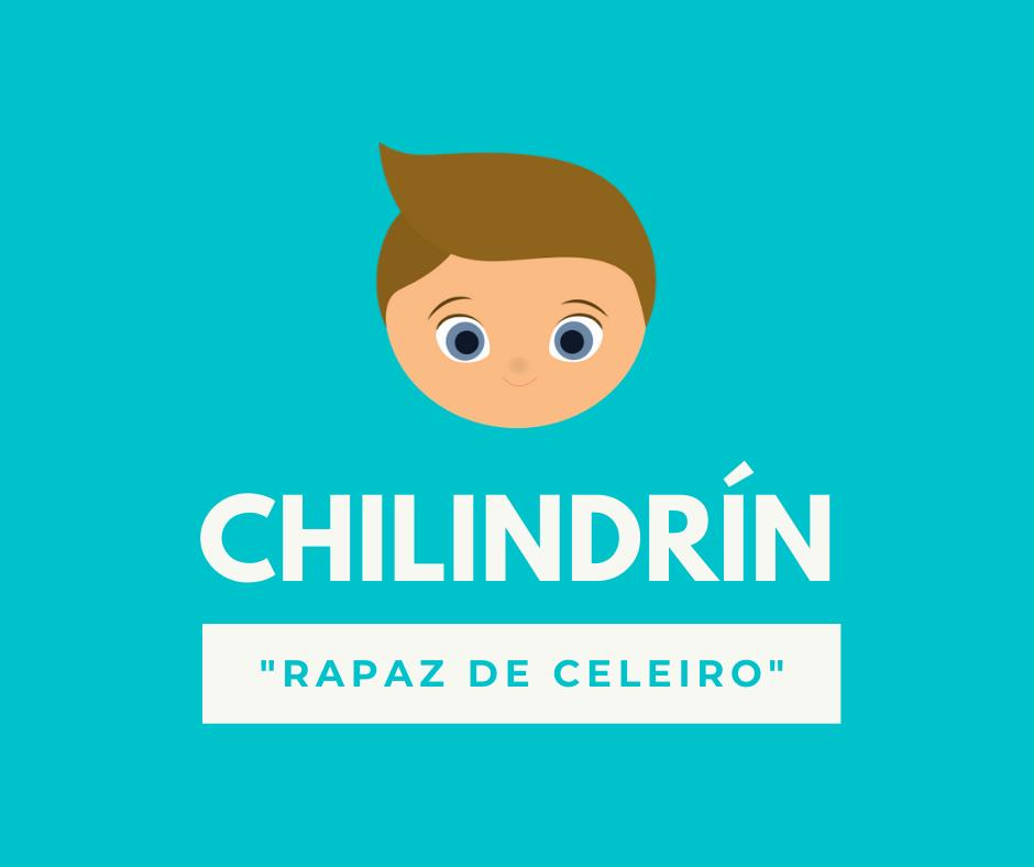 Chilindrín - expresiones galicia